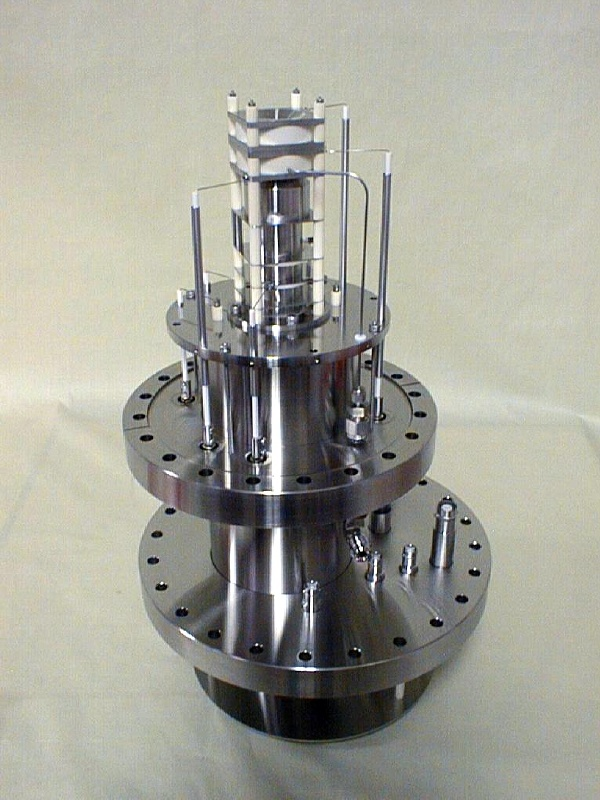 Ion Trap Time Of Flight Components from Jordan TOF Products  Inc